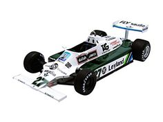 【Spark】1/18 Williams FW07B No.27 World Champion 1980 Alan Jones スパーク http://www.amazon.co.jp/dp/B00XNM10VK/ref=cm_sw_r_pi_dp_-tfEvb07SP1N2
