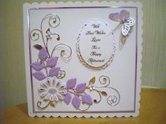 Homemade Retirement Cards - Bing images