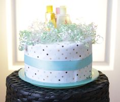custom made diaper cakes, towel cakes, party favours located in ajax (durham region) Favours, Party Favors, Towel Cakes, Diaper Cakes, Baby Boy Shower, Baby Gifts, Bath, Desserts, Food