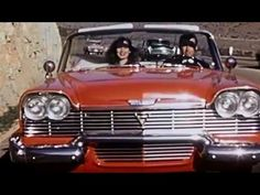 """Driver Education: """"Driving Tips"""" (Series Two) circa 1958 Sid Davis Productions; 1959 Plymouth Fury"""