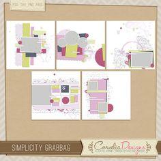 Simplicity Grab Bag | Cornelia Designs