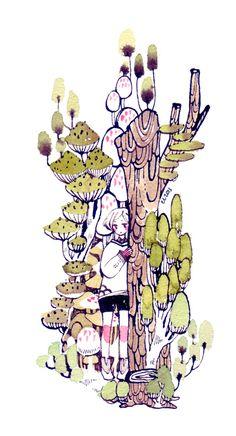Tree Bark by koyamori.deviantart.com on @deviantART