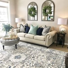best cozy farmhouse living room decor ideas 12 ~ my.me best cozy farmhouse living room d. Formal Living Rooms, Modern Living, Living Room Ideas 2020, Minimalist Living, Modern Sofa, Natural Living, Living Spaces, My New Room, Home And Living