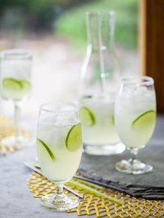 How to Lime Rickey from Heidi of Foodie Crush