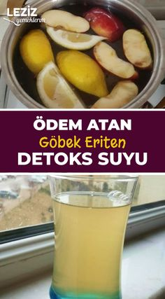 Ödem Atan Göbek Eriten Detoks Suyu - Welcome to our website, We hope you are satisfied with the content we offer. Detox Diet For Weight Loss, Turkish Kitchen, Cardiac Diet, Protein Diets, Diet Drinks, Kefir, Natural Treatments, Eating Plans, Diet And Nutrition