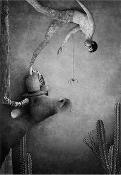 Pocos son más indicados que Gabriel Pacheco para ilustrar 'Cuentos mexicanos para niños' (Conaculta), de Pascuala Corona, recopilación de doce historias redactadas con el lenguaje propio de su tradición oral.