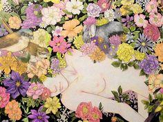 La naturaleza ilustrada por Fumi Mini Nakamura