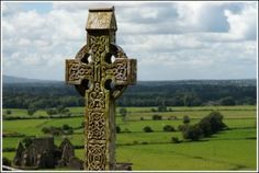 High crosses were common in Early Medieval Ireland. They were decorated with scenes from the New Testament which could teach about Christian...