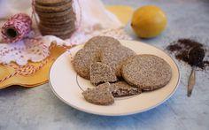 Mákos-citromos keksz Recept képpel - Mindmegette.hu - Receptek
