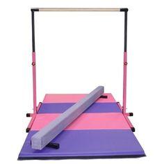 Gymnastics equipment for home little gym