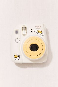 Shop Fujifilm Instax Mini 8 Gudetama Instant Camera at Urban Outfitters today. We carry all the latest styles, colors and brands for you to choose from right here.