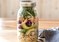 Lust auf köstliche Gerichte und spannende Tipps und Tricks zum Kochen? Hier klicken Salat im Glas