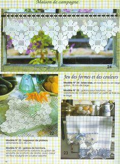 Magazine: Elena Crochet d`Art (Stricken für Komfort) - dichtes Netz - arbeitet Hand - Publisher - LIFE LINE