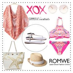 """""""Romwe 2"""" by amra-f ❤ liked on Polyvore featuring Kim Rogers, GALA, Chloé, Gap and romwe"""