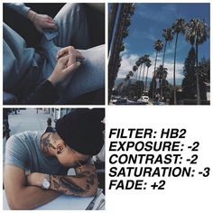 #filtrsHB2 free filter❕this filter is really similar to the one @brysontiller is using it works on most pics and it works great for a feed as well — GET ALL THE PAID FILTERS FOR FREE WITH THE LINK IN MY BIO