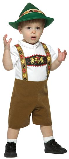 Image detail for -Toddler Alpine Boy Costume - German Costumes