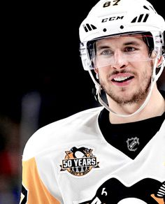 """""""Sidney Crosby (87) looks on during a NHL game between the Minnesota Wild and Pittsburgh Penguins on November 25th, 2016 at the Xcel Energy Center in St. Paul, MN. """""""