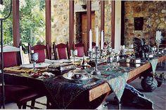 Medieval Wedding Feast Ideas