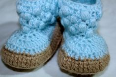 Botas bebé