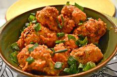 Hell if I Gnaw: Vegan Bang Bang Cauliflower and Vegan Lettuce Wraps Vegetable Recipes, Vegetarian Recipes, Healthy Recipes, Dairy Recipes, Yummy Recipes, Aperitivos Vegan, I Love Food, Good Food, Whole Food Recipes