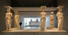 Museus em Atenas | Grécia #Atenas #Grécia #europa #viagem
