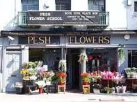 Pesh Flowers, Denmark Hill, Camberwell, London