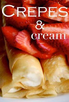 The Perfect Crepe | Tasty Kitchen: A Happy Recipe Community!