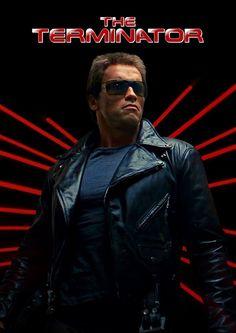 Arnold Terminator, Terminator 1984, Terminator Movies, Edward Furlong Movies, Arnold Schwarzenegger Movies, Hitman Agent 47, Geek Movies, Epic Movie, Horror Books