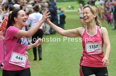 Bury St Edmunds race for life
