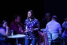 Театральная постановка об инвалидах прославляет искреннюю любовь