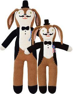 Knit Dolls, Stuffed Dolls, Mermaid Toys | blabla kids