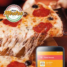 Deliciosa, magnífica e irresistível   Precisamos dizer mais alguma coisa? Ah, sim... Não cobramos taxa de entrega!   #Delivery #FomeDemais #PizzaItaliana