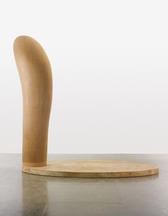 Martin Puryear  HIS EMINENCE, 1993-195 red cedar and pine