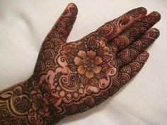 Rajasthani Hands Mehndi Design For Any Occasion