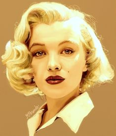 Marilyn Monroe portrait caricature by Dawid-B on DeviantArt Marilyn Monroe Tattoo, Marilyn Monroe Kunst, Marilyn Monroe Drawing, Marilyn Monroe Artwork, Marilyn Monroe Portrait, Marylin Monroe, Gentlemen Prefer Blondes, Norma Jeane, Timeless Beauty