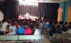 Blog del IES Laguna de Tollón: Escuela Espacio de Paz: Cuentacuentos como experie...