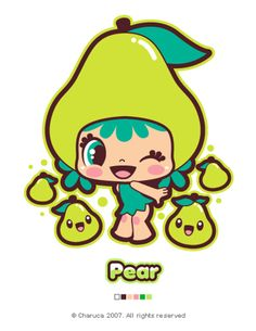 Charuca Cute Pear | Flickr – Compartilhamento de fotos!