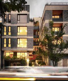 Galeria de Apartamentos L_61 / MMX + Olga Romano - 1