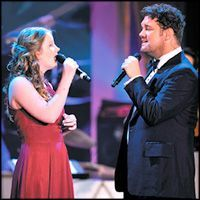 David Phelps and His Daughter Sing the Most Breathtaking Duet - Music Video