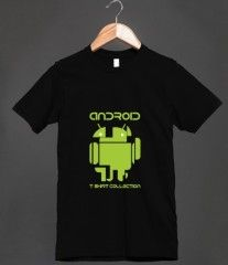 ANDROID T SHIRT COLLECTION