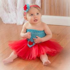 💞Tutu dress💞 Crochet - Imported (U S) Flower- Imported  Fabric: tulle net with triple lining👌 👉First: American crepe 👉Second: can can 👉Third: Santoon   1500+ship    1 to 4yr  1700+ship   5 to 7 yr  1900+ship   8 to 10 yr  *THIS IS 100% DESIGNER CUSTOMIZED PRODUCT* To buy ping me on 9951711879 Birthday Frocks, Red Turquoise, New Parents, Tutu, Infant, Dress Up, Flower Girl Dresses, Wedding Dresses, Crochet