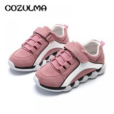 New Breathable Children Shoes Brand Boys Sneakers Girls Sport Shoes Child  Rubber Leisure Trainers Casual Kids Sneakers 3 Color f53790127904