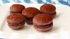 How to Make Chocolate Macarons Allrecipes.com