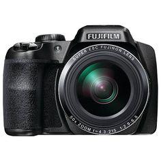Fujifilm 16452839 16.0-Megapixel FinePix S9900W Digital SLR Camera (Black)