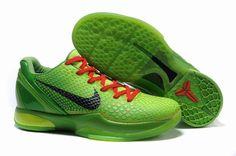 Man Kobe Bryant Basketball Green-Red 429659 701 Bryant Basketball, Nike Basketball  Shoes, 8f173422cbd4