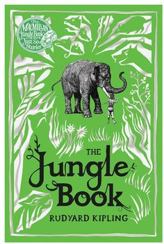 "Read ""The Jungle Book"" by Rudyard Kipling available from Rakuten Kobo. First published by Macmillan in The Jungle Book is the classic collection of animal tales that shows Rudyard Kipli. Books To Read, My Books, Short Stories For Kids, If Rudyard Kipling, Kids Writing, Classic Collection, Paperback Books, Childrens Books, Moose Art"