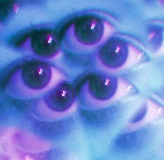 H0les kaleidoscope glasses