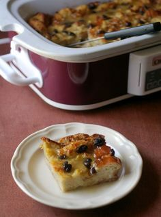 Looking for a great way to use up the leftover bread? Make comforting bread pudding. I let my bread get stale just to make this timeless recipe.