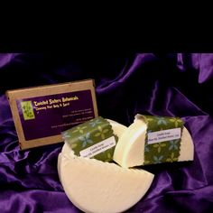 Castile Soap. Purely clean