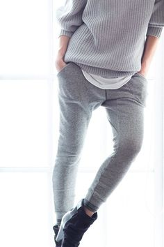 Layer It: Grey On Grey (via Bloglovin.com )